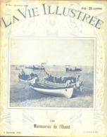 """LA VIE ILLUSTREE 1901 N 151  """" LES GRANDES MANOEUVRES DE L'OUEST """" - Livres, BD, Revues"""