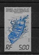 Serie De TAAF Nº Yvert 101 ** BARCOS (SHIPS) - Tierras Australes Y Antárticas Francesas (TAAF)