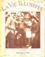 """LA VIE ILLUSTREE  N° 149   DE 1901   """" LA COURSE PARIS- BREST - PARIS """" - Livres, BD, Revues"""