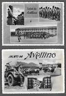 AVELLINO - BERSAGLIERI - CASERMA MILITARE - Avellino