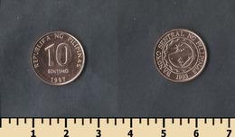 Philippines 10 Sentimo 1997 - Philippinen