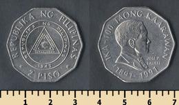 Philippines 2 Piso 1992 - Philippinen
