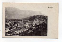 Rovereto (Trento) - Panorama - Viaggiata Nel 1924 - (FDC16476) - Trento