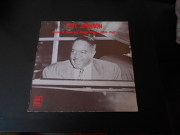 Disque 33 Tours PETE JOHNSON Master Of Blues And Boogie 1904-1967 - Année 1974 - Jazz