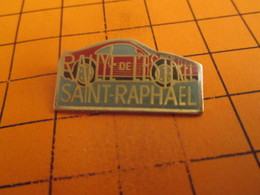 313j PIN'S PINS / Rare & Belle Qualité ! / Thème : AUTOMOBILE / RALLYE DE L'ESTEREL ST RAPHAEL - Rallye