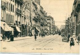 51 - Reims : Rue De Vesle - Reims