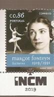 Portugal  ** & World Figures Of History And Culture, Margot Fonteyn 1919-1991, Ballerina 2019 (7783) - 1910 - ... Repubblica