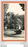 A637 / 667  27 - CONCHES Jardin Public Le Vieux Donjon - France