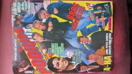 MAGAZINE PODIUM N° 203. 1988 (Scan Sommaire) - People