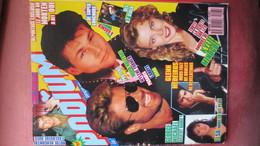 MAGAZINE PODIUM N° 207. 1989 (Scan Sommaire) - People