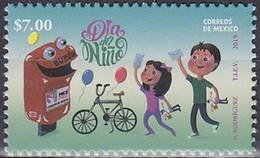 2019 MEXIQUE Mexico Dia Del Nino ** MNH Vélo Cycliste Cyclisme Bicycle Cycling Fahrrad Radfahrer Bicicleta Ciclis [ee89] - Cyclisme