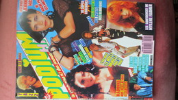 MAGAZINE PODIUM N° 208. 1989 (Scan Sommaire) - People