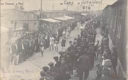 """CARTE PHOTO ALLEMAGNE """"Camp De Holzminden"""" - Holzminden"""