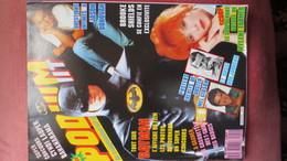 MAGAZINE PODIUM N° 212. 1989 (Scan Sommaire) - People