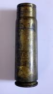 Douille D'obus De 37mm N-37 Russe - Inerte - Militaria