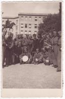 °°° 13535 - FOTO SOLDATI BANDA MUSICALE °°° - Fotografia