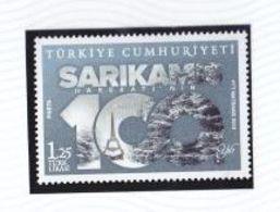 AC - TURKEY STAMP - 100th YEAR OF SARIKAMIS OPERATION MNH 22 DECEMBER 2014 - Unused Stamps