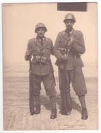 °°° 13536 - FOTO SOLDATI GENOVA 1941 °°° - Fotografia