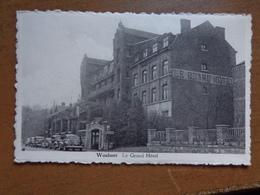 Waulsort, Le Grand Hotel --> Onbeschreven - Hastière