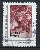 Timbre Personnalisé : Périgord Pourpre. - France