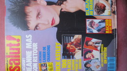MAGAZINE SALUT N° 33. 1989 (Scan Sommaire) - People