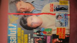 MAGAZINE SALUT N° 41. 1989 (Scan Sommaire) - People