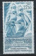 """TAAF YT 202 """" Mission De L'Héroïne """" 1995 Neuf** - Unused Stamps"""