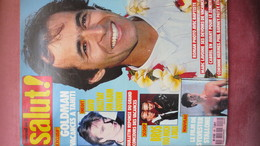 MAGAZINE SALUT N° 47. 1989 (Scan Sommaire) - People