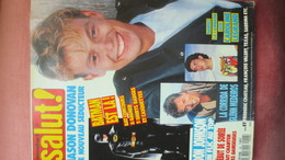 MAGAZINE SALUT N° 48. 1989 (Scan Sommaire) - People