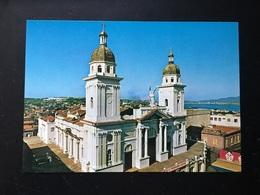 Cuba.Catedral De Santiago De Cuba. - Cuba