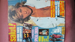 MAGAZINE SALUT N° 51. 1989.  (Scan Sommaire) - People