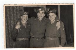 Soldaat Robert (Bob) Jonckheer Rechts Uit Hoboken Klasse 54 Doornik - Personnages