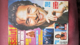 MAGAZINE SALUT N° 53. 1989.  (Scan Sommaire) - People