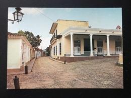 Cuba.Museo De Ciencias Naturales.Trinidad. - Cuba
