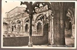 Portugal & Circulated, Lisbon, Jeronimos Monastery, Upper Cloisters, Pias, Tomar 1963 (794) - Monuments