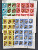 Switzerland 1966 Pro Juventute 5v  (20x) ** Mnh (44077) - Ungebraucht