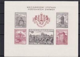 (K 4345b) Tschechoslowakei, Block 16 B** - Blocks & Sheetlets