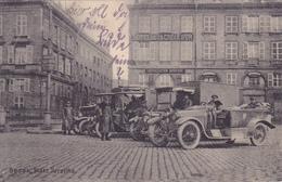 (08) - Sedan Platz Turenne Carte Allemande 1° Guerre - Sedan