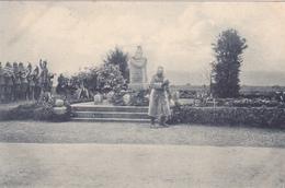 (08) - Auboncourt Friedhof Cimetière   Carte Allemande 1° Guerre - Altri Comuni