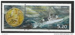 "TAAF YT 241 "" Frégate Floréal "" 1999 Neuf** - Unused Stamps"