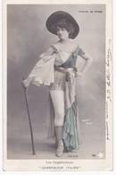 Photo Walery Paris -  GALAIS -  Les Cambrioleurs - Cambrioleur Italien -  Casino De Paris    Dos Simple 1903 - Artistas