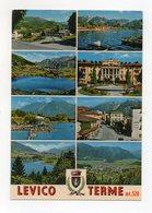 Levico Terme (Trento) - Cartolina Multipanoramica - Viaggiata Nel 1983 - (FDC16479) - Trento
