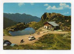 Telve Valsugana (Trento) - Passo Manghen - Fiat 600 - Non Viaggiata - (FDC16480) - Trento