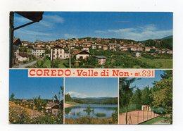 Coredo (Trento) - Cartolina Multipanoramica - Viaggiata Nel 1979 - (FDC16481) - Trento