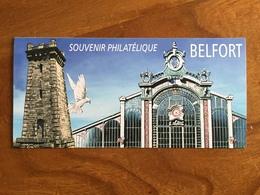 Souvenir Philatélique LE PLUS BEAU TIMBRE DE L'ANNEE 2012 BELFORT Y&T BS 89 - 2013 - Neuf - Blocs Souvenir