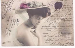 Photo Walery Paris -  WHITNEY      Dos Simple 1905 - Artistes