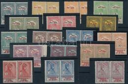 ** 1914 Hadi Segély Sor Párokban (120.000) - Stamps