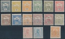 (*) * 1906 Turul Sor 12f Nélkül, Gumi Nélküli Hírlapbélyeggel (115.000) (Newspaper Stamp Without Gum) - Sin Clasificación