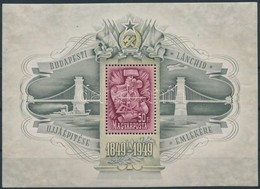 ** 1949 Lánchíd III. Blokk (80.000) - Stamps