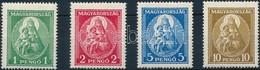 ** 1932 Nagy Madonna Szép Sor (70.000) - Stamps